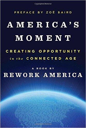 America's Moment book cover