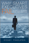 Why Executives Fail Cover